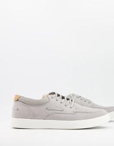 Серые кроссовки в стиле casual Aldo Bridleholme-Серый
