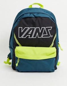 Многоцветный рюкзак Vans Old Skool Plus II