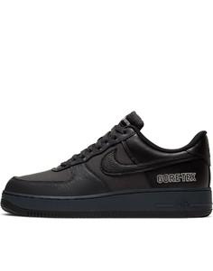 Кроссовки антрацитового цвета Nike Air Force 1 Gore-Tex-Серый