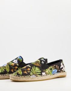 Эспадрильи с гавайским принтом Aldo Selania-Многоцветный