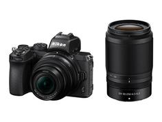 Фотоаппарат Nikon Z50 Kit 16-50 mm VR + 50-250 mm VR