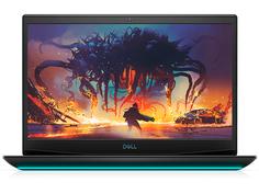 Ноутбук Dell G5 15 5500 G515-5477 (Intel Core i7-10750H 2.6Ghz/16384Mb/1000Gb SSD/nVidia GeForce RTX 2070 8192Mb/Wi-Fi/Bluetooth/Cam/15.6/1920x1080/Linux)