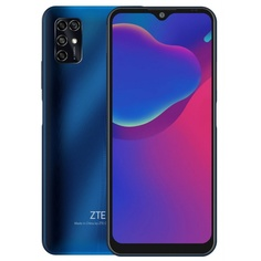 Смартфон ZTE Blade V2020 Smart 64 Гб синий