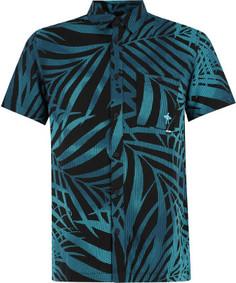 Рубашка с коротким рукавом мужская Termit, размер 46