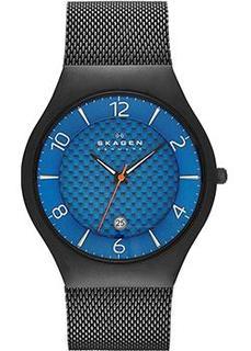 Швейцарские наручные мужские часы Skagen SKW6147. Коллекция Mesh
