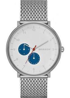 Швейцарские наручные мужские часы Skagen SKW6187. Коллекция Mesh