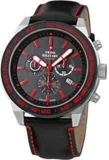 Швейцарские наручные мужские часы Swiss military SM34030.04. Коллекция Sports