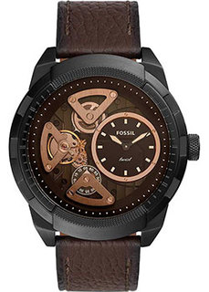 fashion наручные мужские часы Fossil ME1172. Коллекция Bronson Twist