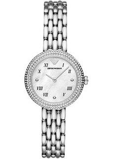 fashion наручные женские часы Emporio armani AR11354. Коллекция Rosa