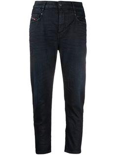 Diesel джинсы бойфренды Fayza средней посадки