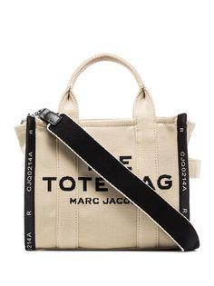 Marc Jacobs сумка-тоут The Mini Tote Bag с логотипом