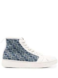 Pinko кроссовки с логотипом