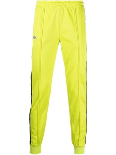 Kappa спортивные брюки с логотипами на лампасах