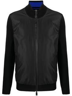 BOSS куртка на молнии из коллаборации с Porsche