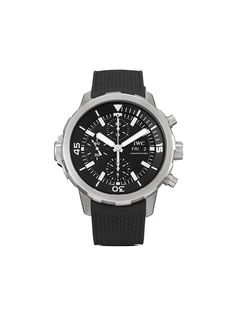 IWC Schaffhausen наручные часы Aquatimer Chronograph pre-owned 44 мм 2016-го года