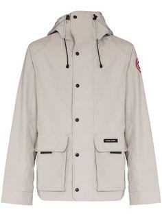 Canada Goose куртка Lockeport с капюшоном
