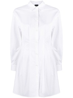 Pinko платье-рубашка строгого кроя