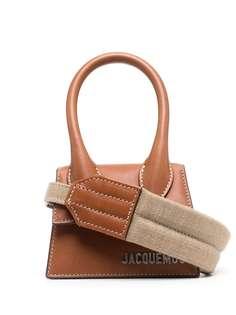 Jacquemus сумка через плечо Le Chiquito Homme