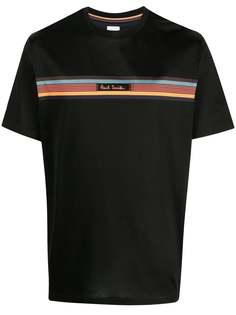 PAUL SMITH футболка в полоску