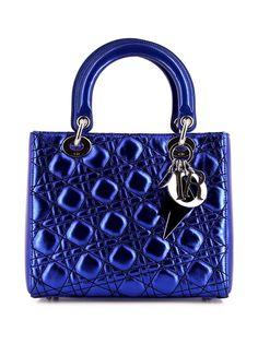 Christian Dior сумка Lady Dior 2010-го года ограниченной серии