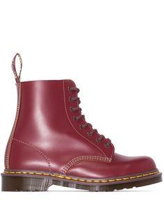 Dr. Martens ботинки Vintage 1460 в стиле милитари