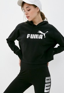 Худи PUMA ESS Cropped Logo Hoodie TRВ