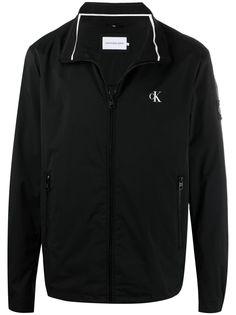 Calvin Klein Jeans ветровка с логотипом
