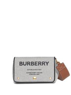 Burberry сумка через плечо с принтом Horseferry