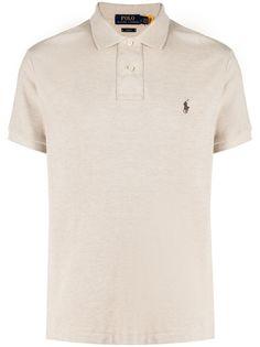 Polo Ralph Lauren рубашка поло с логотипом