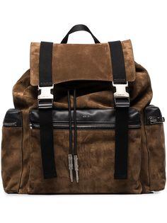 AMIRI рюкзак с кулиской и пряжками