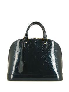 Louis Vuitton сумка-тоут Vernis Alma 2010-го года