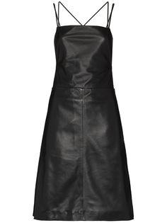 REMAIN платье мини с открытой спиной
