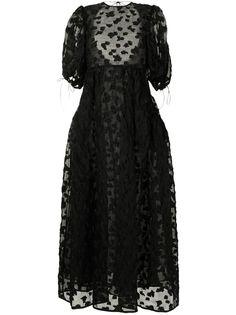 Cecilie Bahnsen кружевное платье