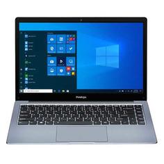 "Ноутбук Prestigio SmartBook 133C4, 14.1"", AMD A4 9120e 1.5ГГц, 4ГБ, 64ГБ eMMC, AMD Radeon R3, Windows 10 Professional, PSB133C04CGP_DG_CIS, темно-серый"