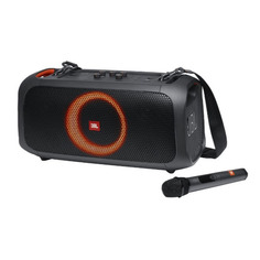 Колонка порт. JBL Partybox On-The-Go черный 100W 1.0 BT (JBLPARTYBOXGOBRU)