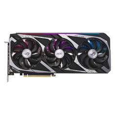 Видеокарта ASUS NVIDIA GeForce RTX 3060 , ROG-STRIX-RTX3060-O12G-GAMING, 12ГБ, GDDR6, OC, Ret