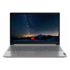 "Ноутбук LENOVO Thinkbook 15-IIL, 15.6"", IPS, Intel Core i3 1005G1 1.2ГГц, 4ГБ, 1000ГБ, 256ГБ SSD, Intel UHD Graphics , Windows 10 Professional, 20SM003QRU, серый"