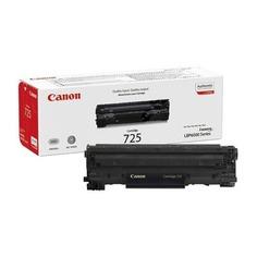 Картридж CANON C-725, черный [3484b002]