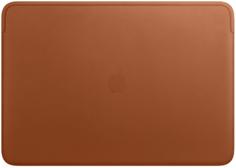 "Чехол для ноутбука Apple Leather Sleeve для MacBook Pro 16"" Saddle Brown (MWV92ZM/A)"