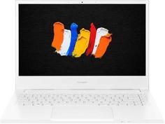 Ноутбук Acer ConceptD 3 CN314-72G-761D (белый)