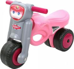 Каталка Coloma Y Pastor мотоцикл Мини-мото (розовый)