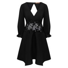 Льняное платье Ermanno Scervino