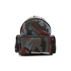 Текстильный рюкзак Dsquared2
