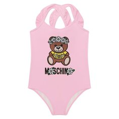 Слитный купальник Moschino