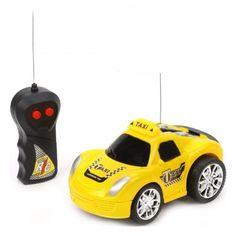 Машина на радиоуправлении Наша Игрушка Такси 17 см