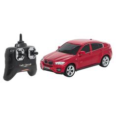 Машина на радиоуправлении Maxi Car BMW X6, 1:24