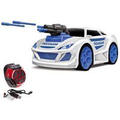 Машина на радиоуправлении Пламенный мотор Сталкер Полиция 19 см