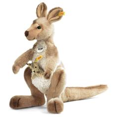 Мягкая игрушка Steiff Кенгуру Канго 40 см