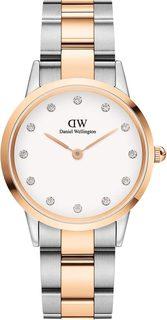 Женские часы в коллекции Iconic Link Женские часы Daniel Wellington DW00100358