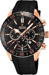 Мужские часы в коллекции Timeless Chrono Мужские часы Festina F20516/2